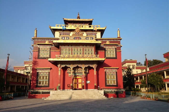 Mount Monastery