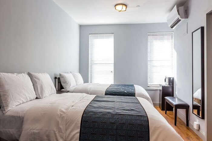 listed in top-rated homestays in Manhattan New York.