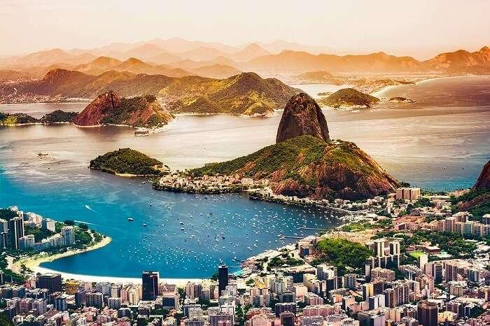Rio de Janeiro is a standout