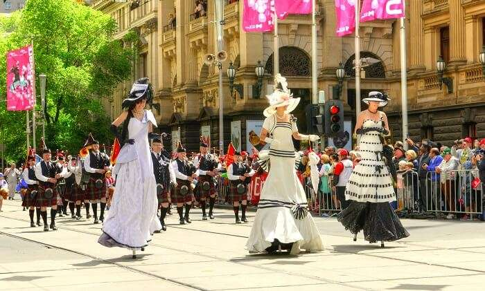 spring festival melbourne