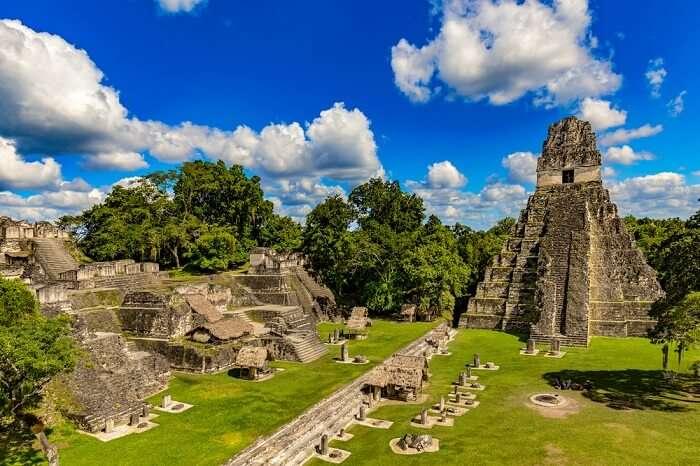 Tikal in Mexico