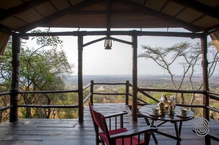 Kirawira Tented Camp