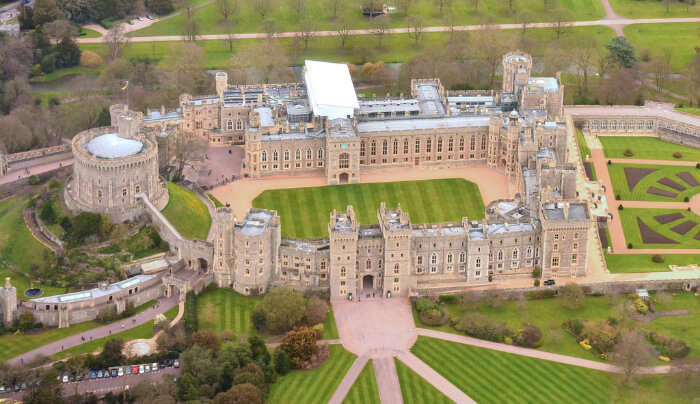 A guide to Windsor castle