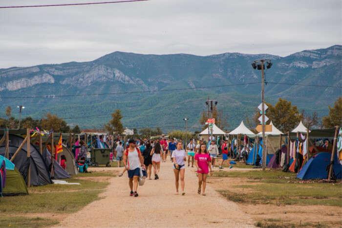 AUM Camping Festival