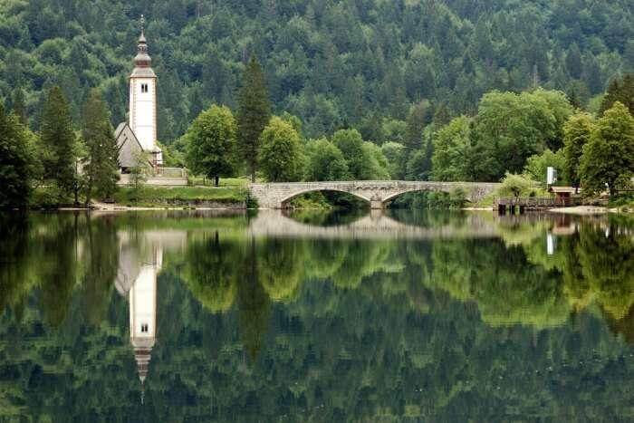 About Lake Bohinj