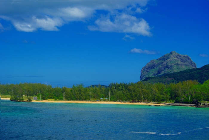 About Le Morne Brabant Mauritius