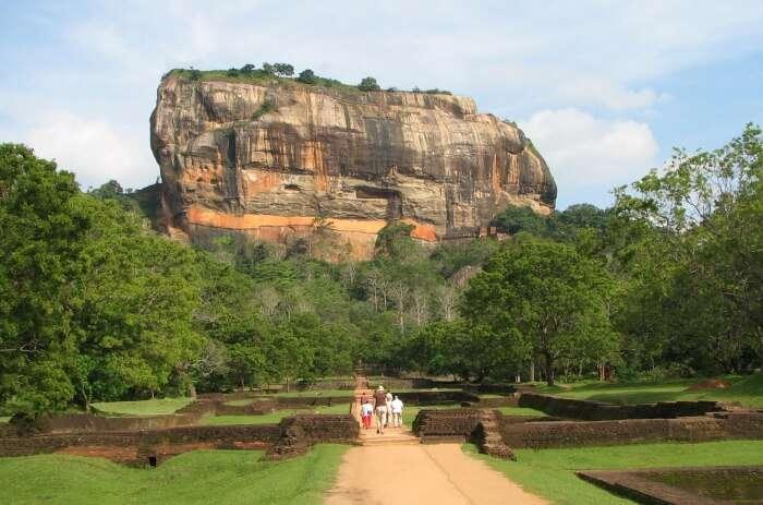 About Sigiriya