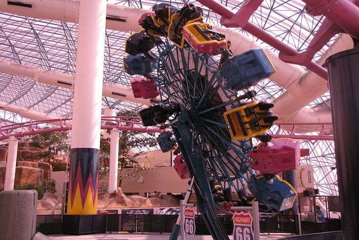 Theme Park full of adventure