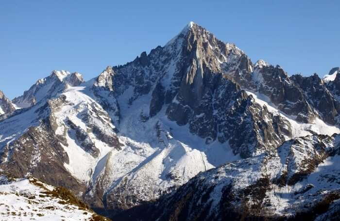 mportant mountains in France to climb