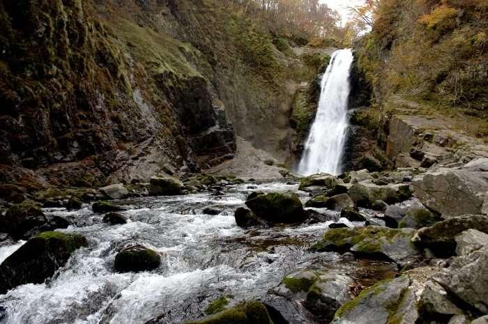 Akiu Great Falls