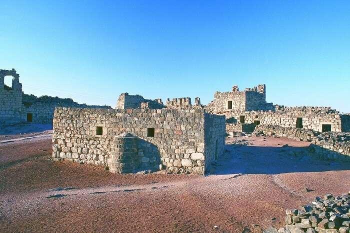 Al Azraq Castle