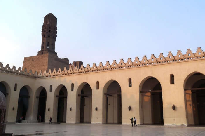 Al-Hakim Bi-Amr Allah Mosque