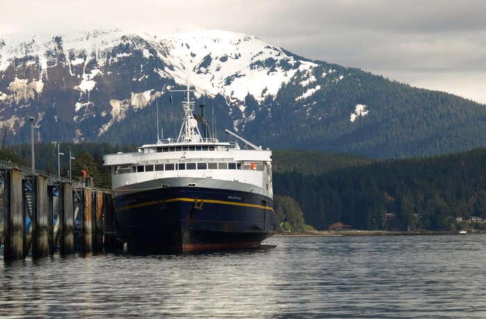 Alaska Marine way
