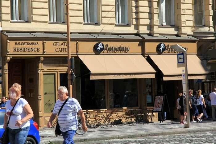 Amorino Gelato Café