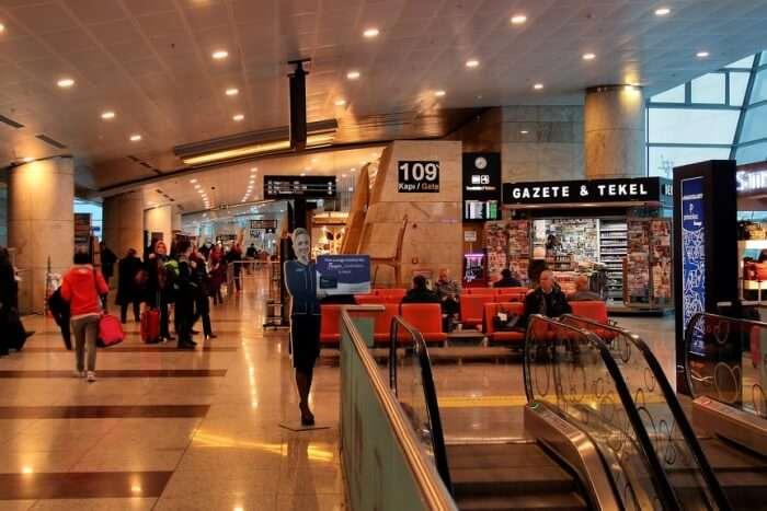 Ankara Esenboğa Airport