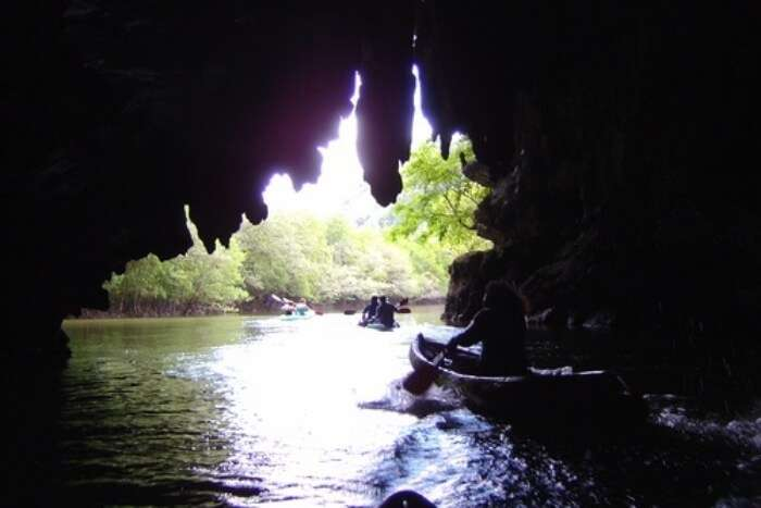 Ao Luk Mangroves and Caves