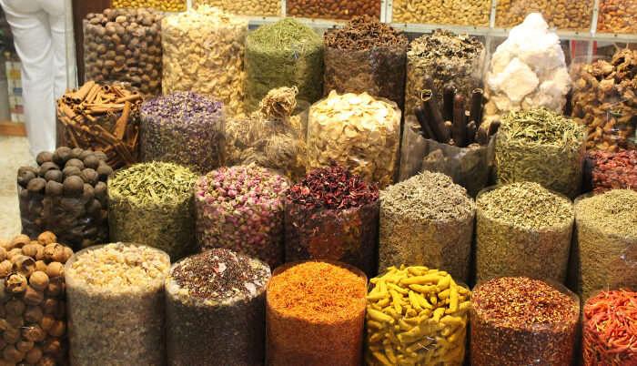 Arab Spice Market