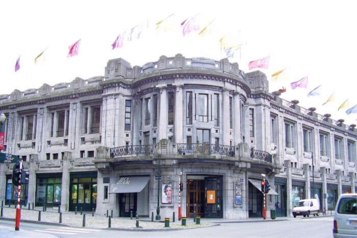 BOZAR- Centre for Fine Arts