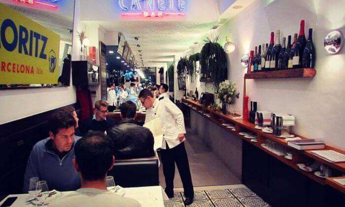 Cheap restaurants in Barcelona