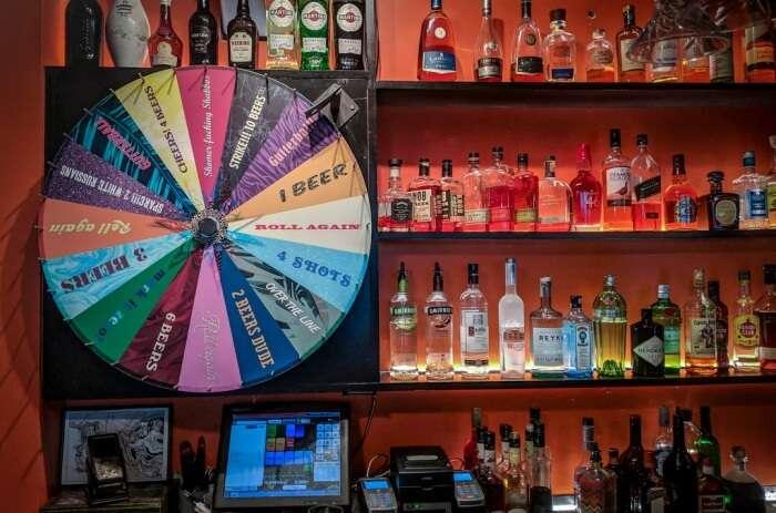 Bar Strelka