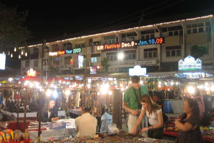 Anusarn Night Market