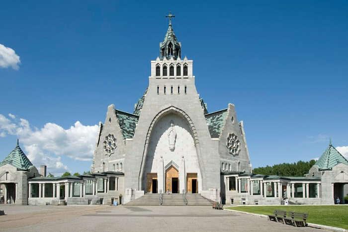 Basilica of Notre Dame du Cap