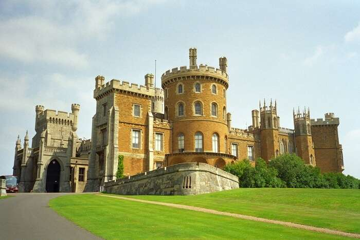 Incredible looking Castle