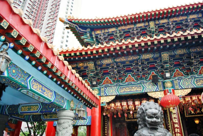 Best time to visit the Wong Tai Sin Temple