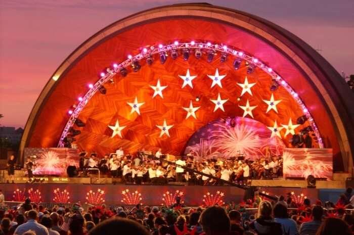 .Boston Pops Fireworks Spectacular