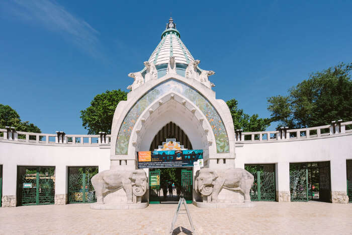 Budapest Zoo and Botanical Gardens