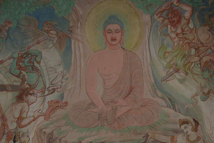 Buddha's photo