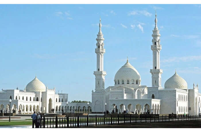 Bulgar Mosque in Russia