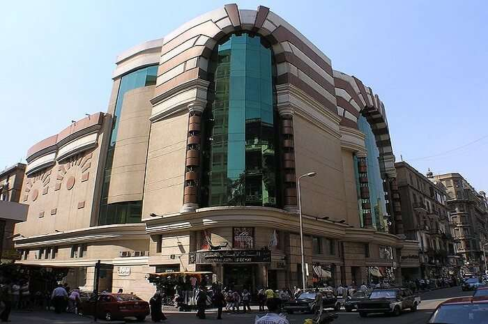 Cairo Festival City Mall