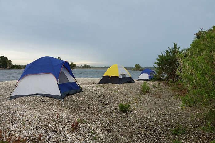 Camping In Mauritius