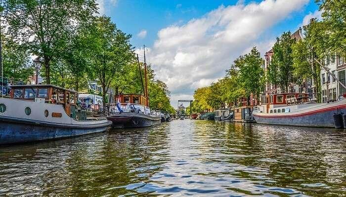 Canal Run