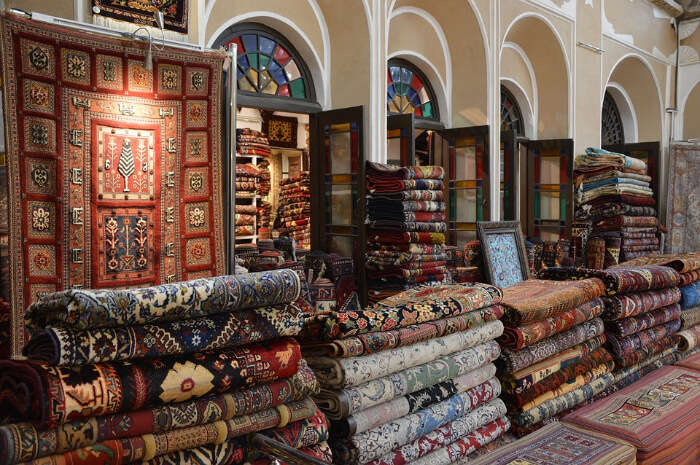 Carpets in Goreme