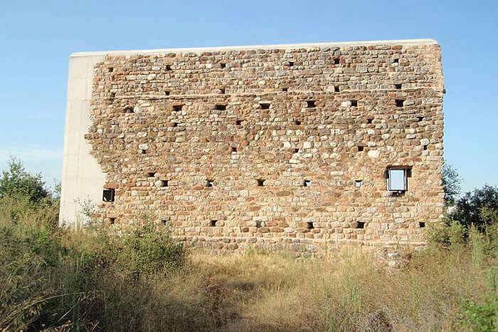 Castell De Canals