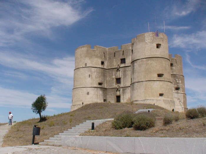 Castle of Evoramonte