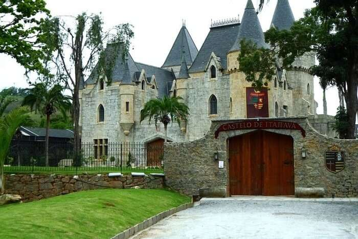 Castle of the Baron of Itaipava