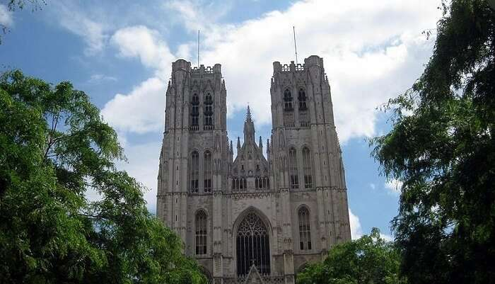 Cathedral Of Saints