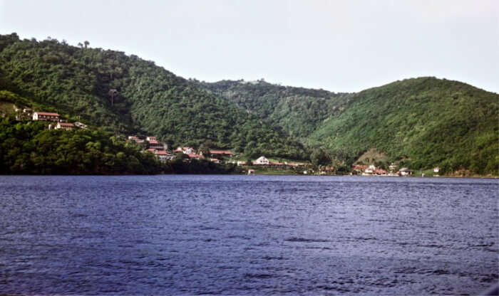 Chacachacare Island
