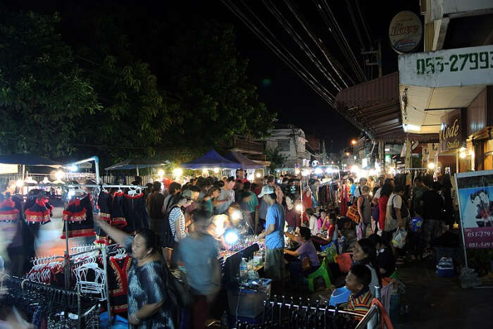 Chang Puak Gate Night Market