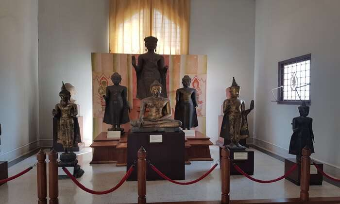 National Museum in Thailand