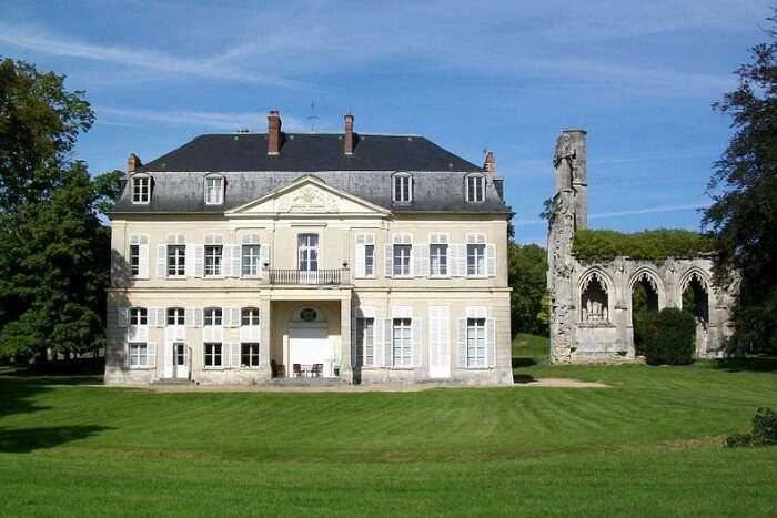 Chateau De La Victoire