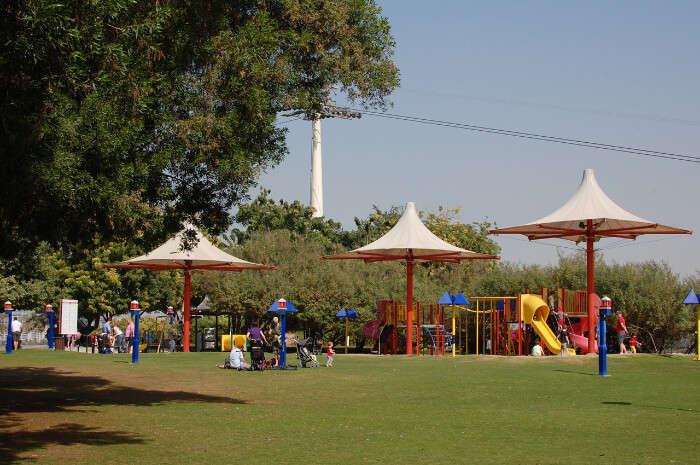 Children's City in Dubai