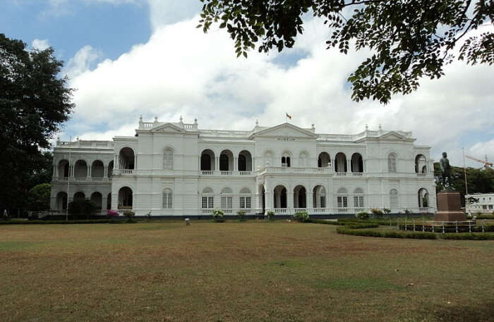 Colombo National Museum View
