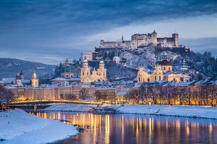 Spectacular Beauty of Hohensalzburg Castle