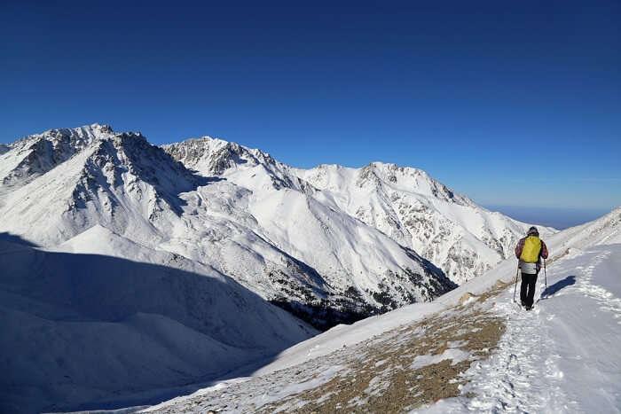 Cover for Trekking in Kazakhstan