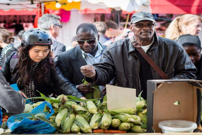 Dalston Food Market