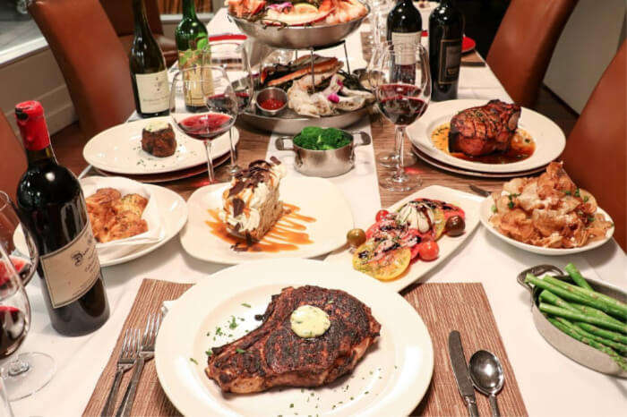 Delmonico Steakhouse, The Venetian